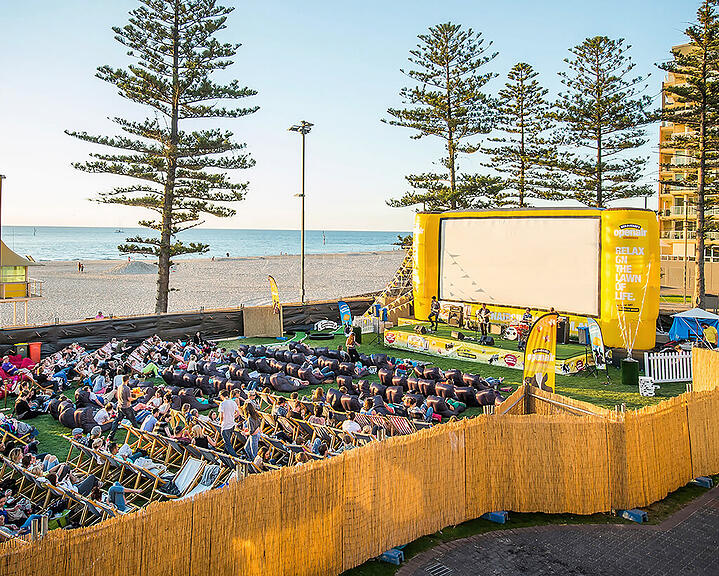 Elevating your Outdoor Cinema Experience