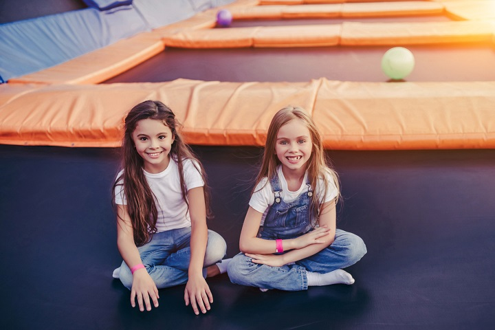 Trampoline Park Demographics and Data - August 2019 Insights