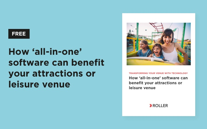 [eBook] How All-in-One Software can Benefit Your Attractions or Leisure Venue