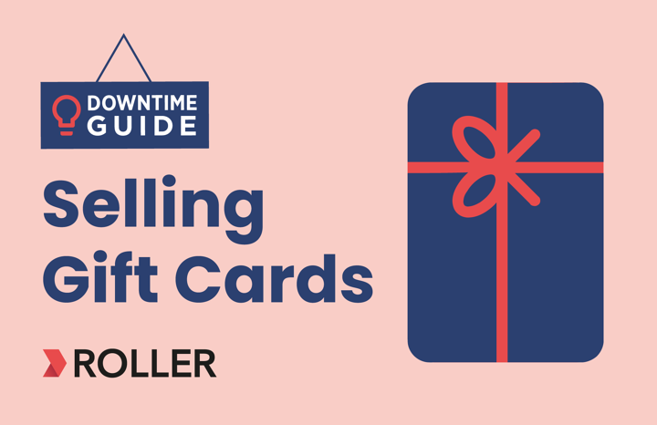 Downtime Guide - Selling Gift Cards