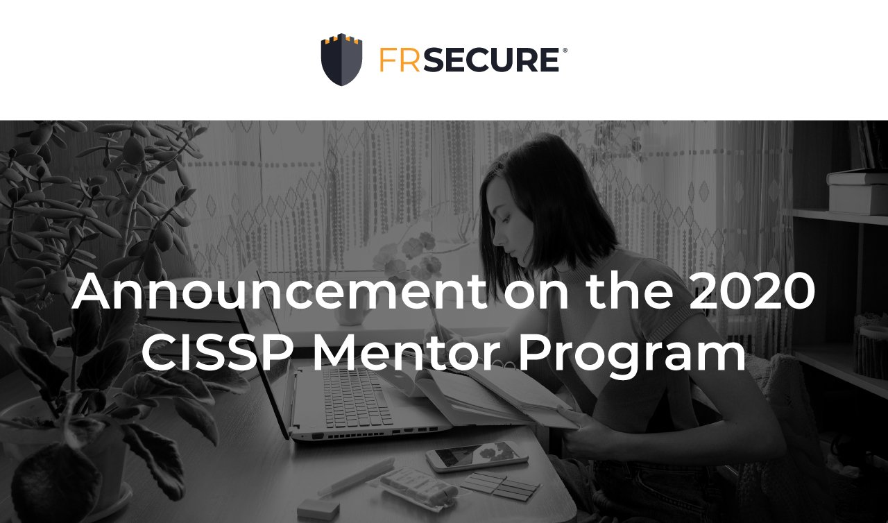CISSP-Announcement