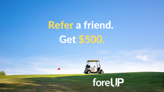 refer a friend to foreUP
