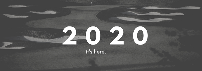 2020 golf course blog banner