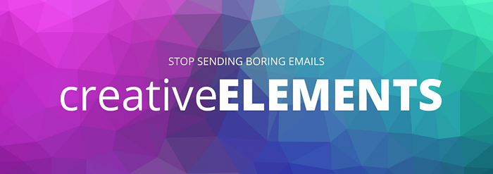 creative elements for email marketing
