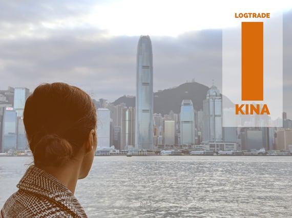 LogTrade i Kina - HongKong och Shanghai