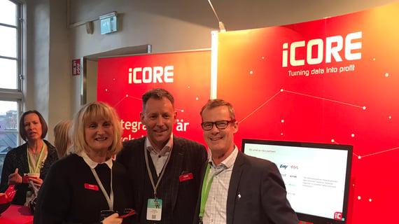 LogTrade med iCore på Radar Summit