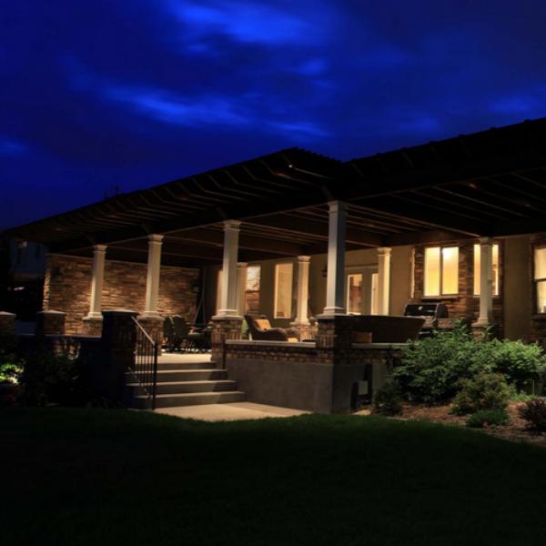 Our 4 Favorite Patio Pergola And Deck Lighting Design Tips