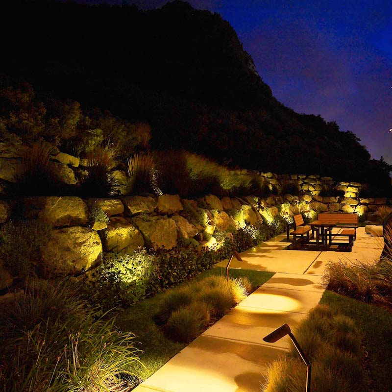 120v vs 12v which is the safer landscape lighting option for 120v landscape lighting