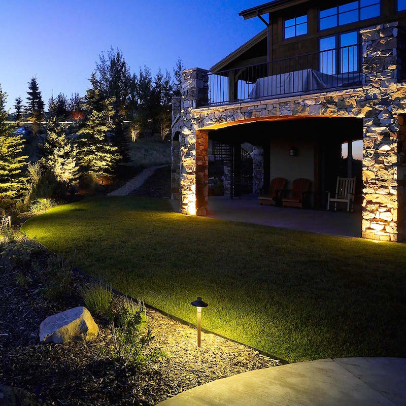 Landscape Lighting Utah: How Much Does LED Landscape Lighting Cost To Maintain?