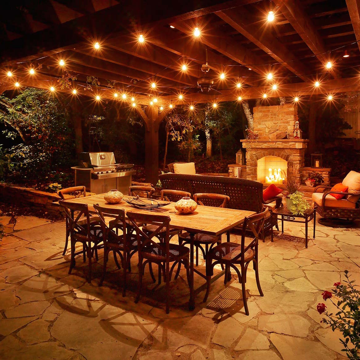 Landscape Lighting Pro Of Utah
