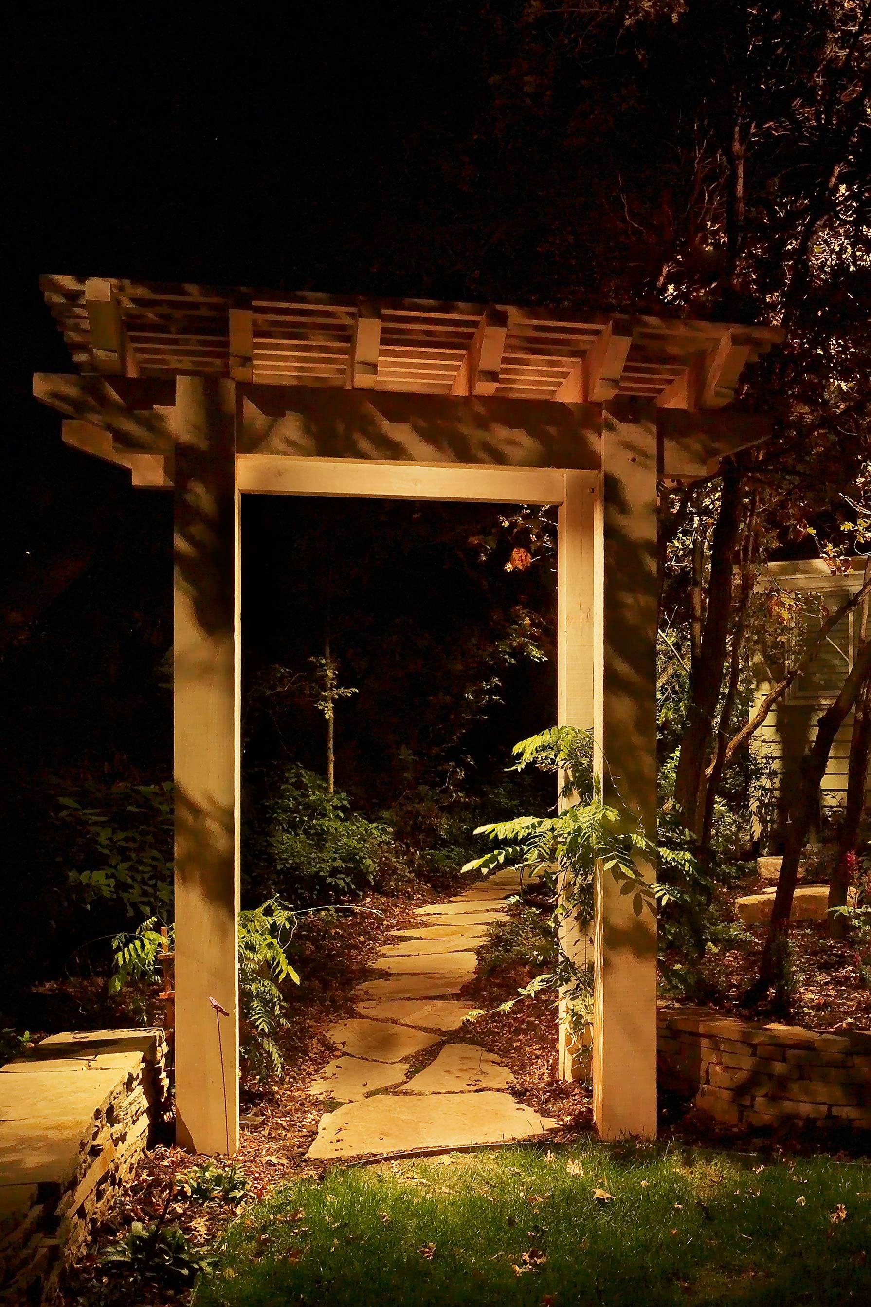 Patio Pergola Deck Lighting Idea Picture Decorative Pergola Lighting Ideas
