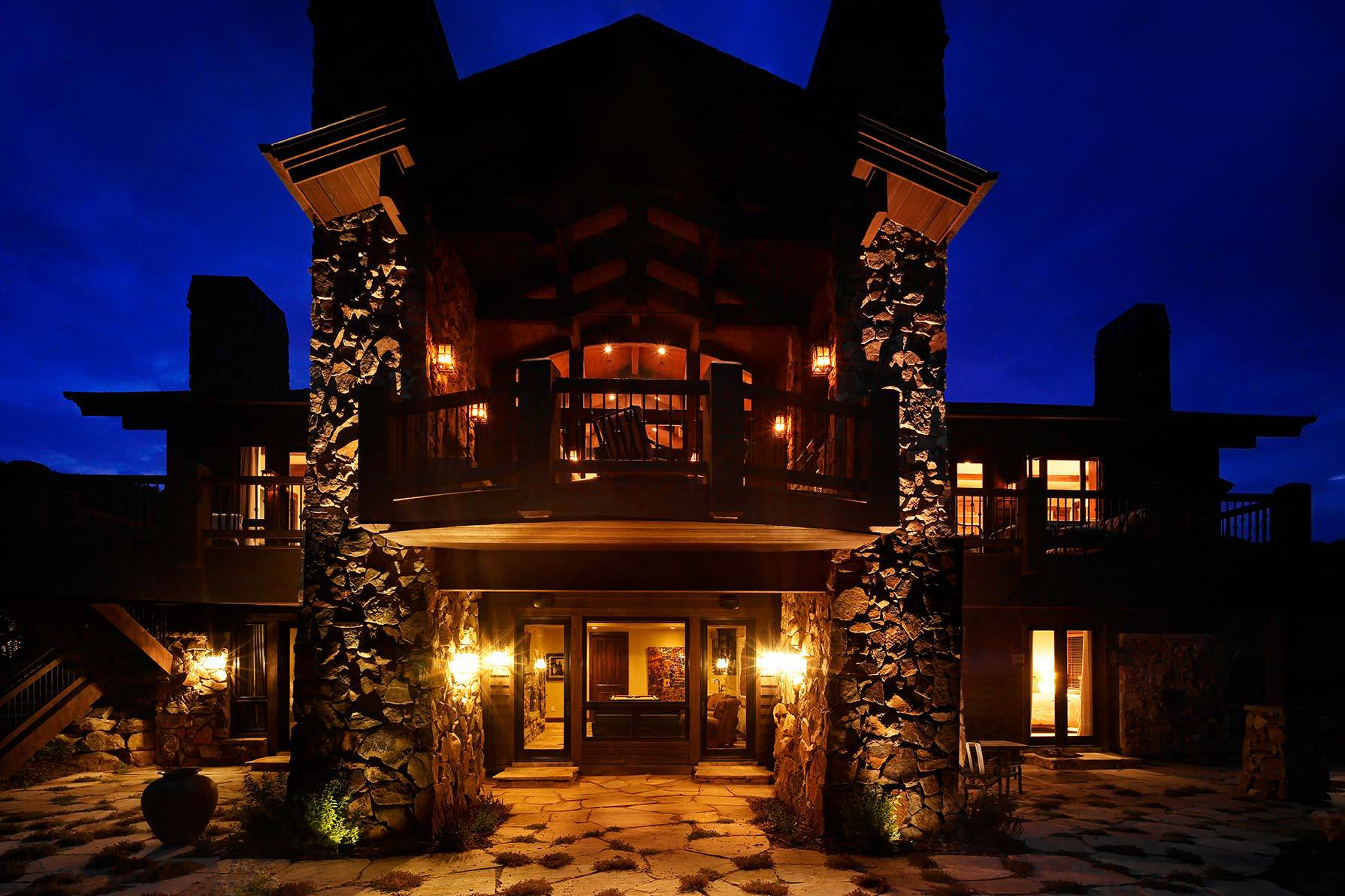 Outdoor Residential Security Lighting Ideas and