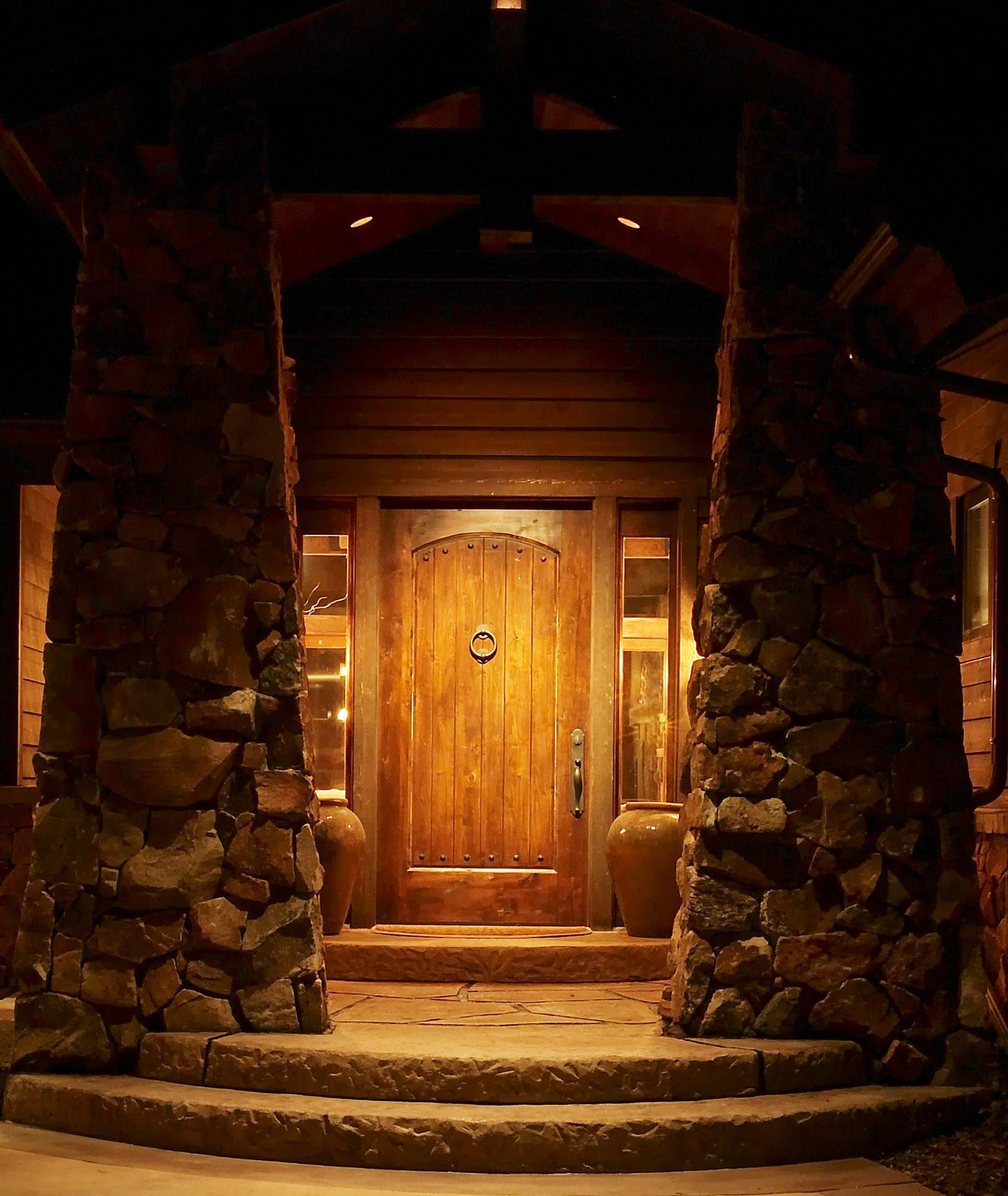 Landscape Lighting Utah: Wall And Wash Lighting Ideas And Pictures
