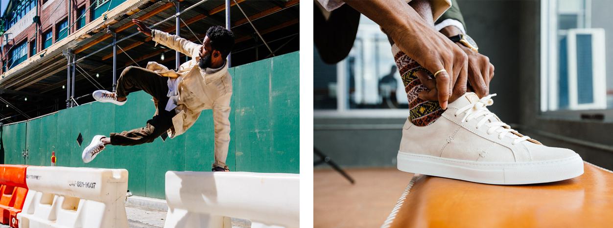 Greats footwear exchanges customer story
