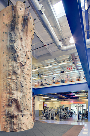 rancho cordova gym indoor climbing wall