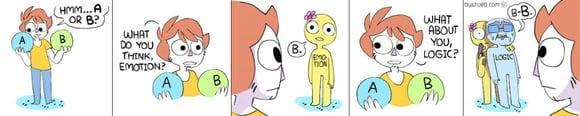 '감정'은 삶의 에너지