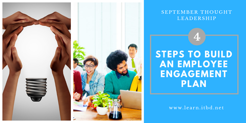 4 Steps to Build an Employee Engagement Plan
