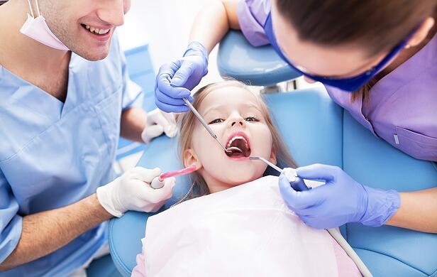 Child's First Dental Appointment