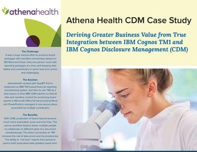 Athena Case Study
