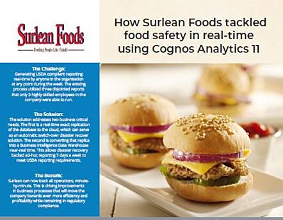Surlean Foods Case Study