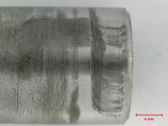 Pin Fatigue Failure Analysis
