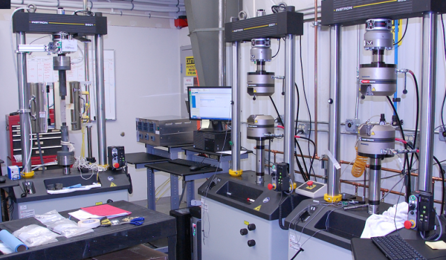 IMR Test Labs Ithaca, NY Facility Expands Fatigue Testing Capabilities, Adds High Temperature Testing Equipment
