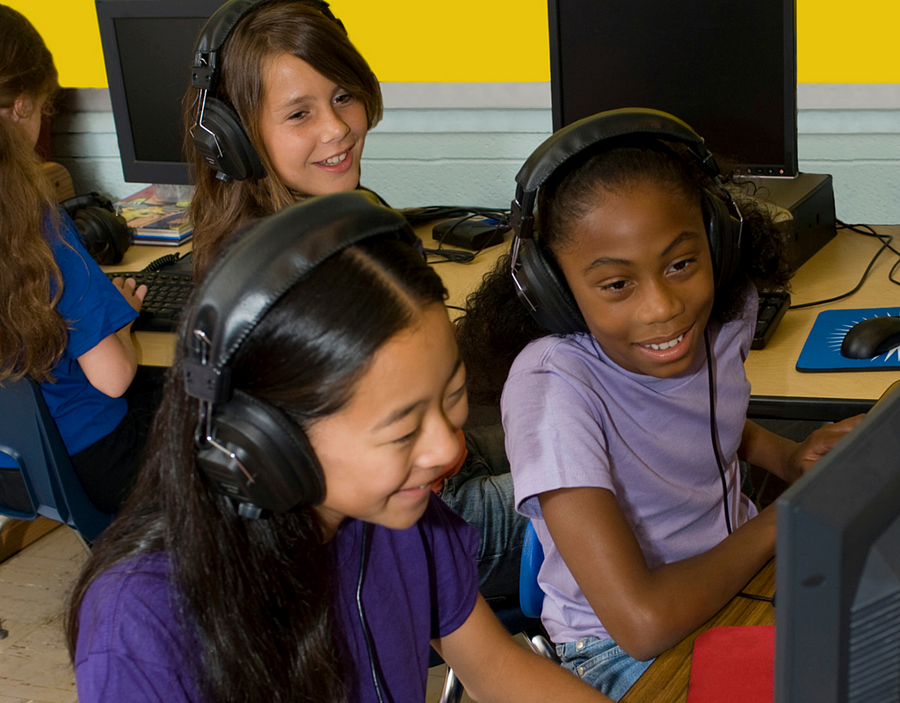 Tech Supports for Authentic Language Development