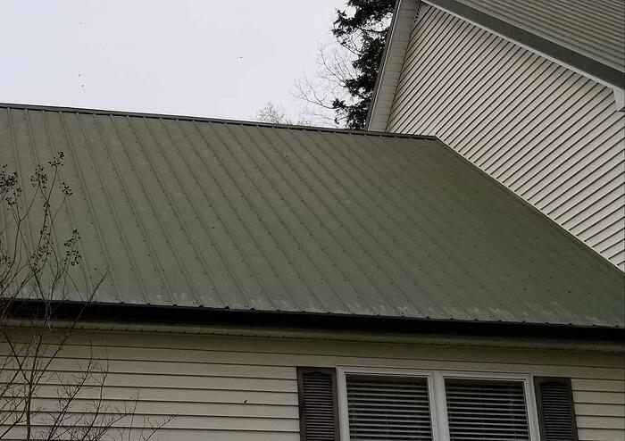 Metal Roofs: Standing Seam vs. Screw Down Panels