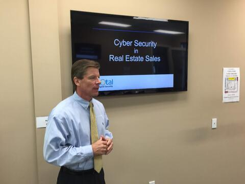 RAPB Pat Braden Total Digital Security - Cyber Security in real Estate