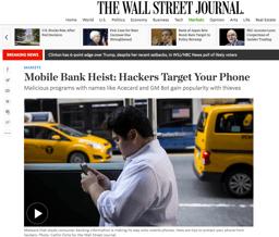 wsj mobile hack vpn
