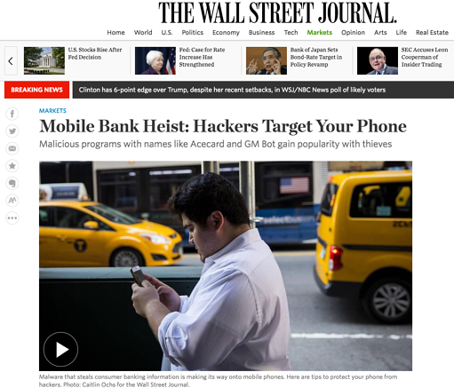 wsj mobile hack vpn
