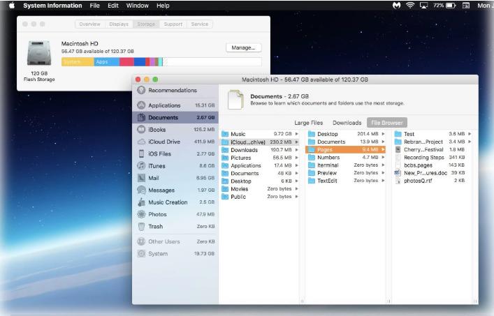 Mac screenshot os