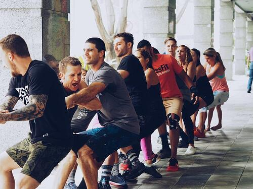 What's to love about CrossFit?
