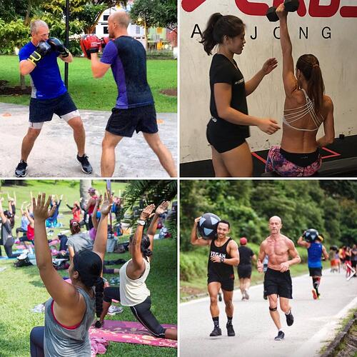 MIXING IT UP: WHY CROSS-TRAINING IS SO GOOD FOR YOU
