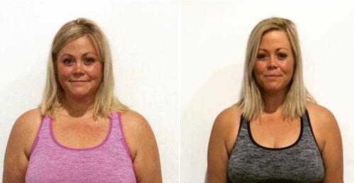 Jen's Journey with UFIT Clean & Lean