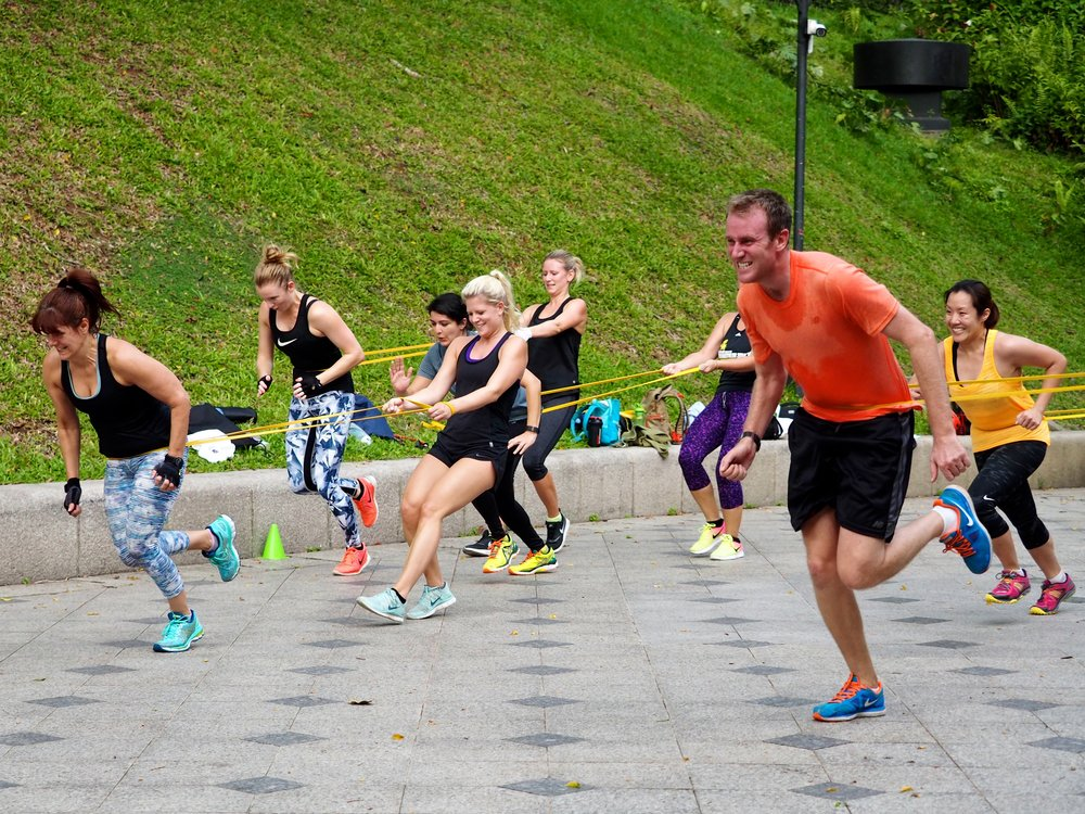 New to Bootcamps? 5 reasons why you should try a UFIT Bootcamps class