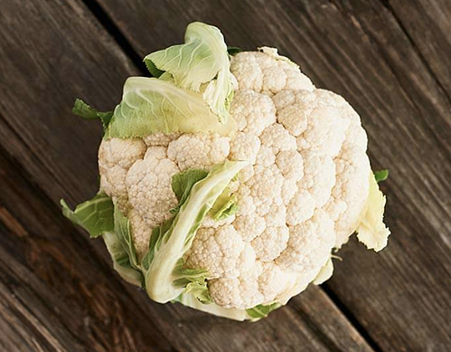 The gift of Cauliflower