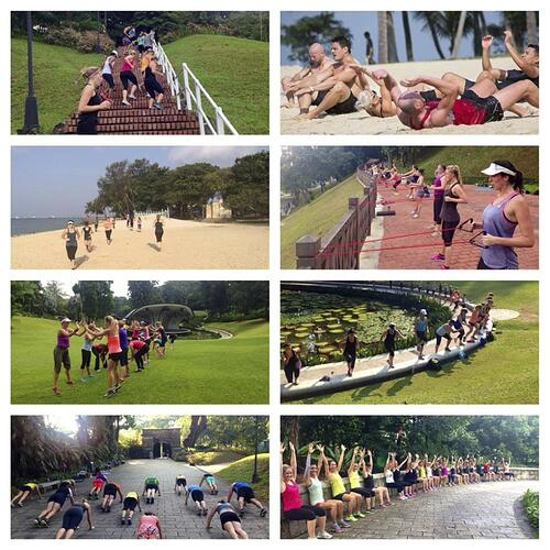 Unlimited Bootcamp Packages.
