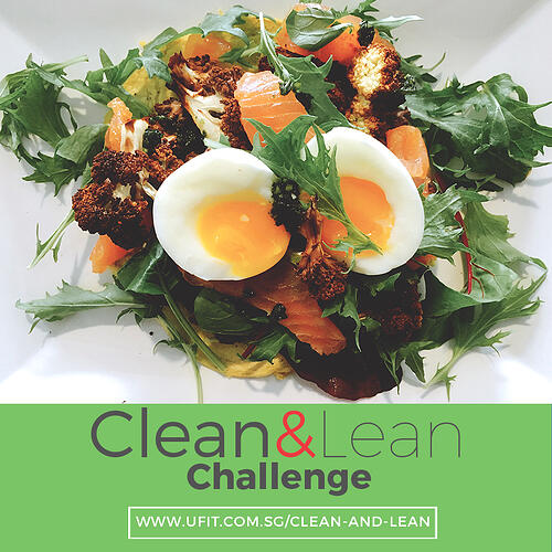 Clean & Lean Challenge body transformation with Ben Wheeler