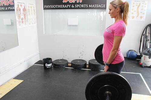My fitness journey to motherhood and the bumps on the way