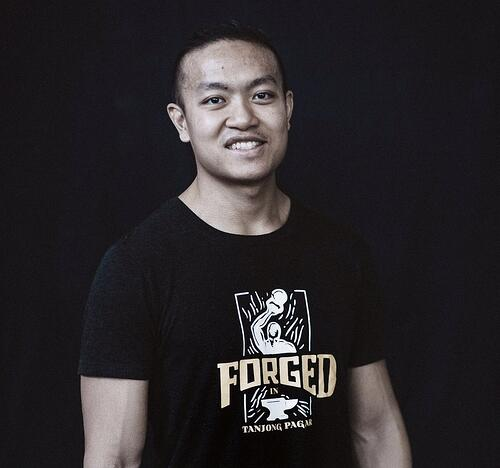 My journey with CrossFit | John Cheah