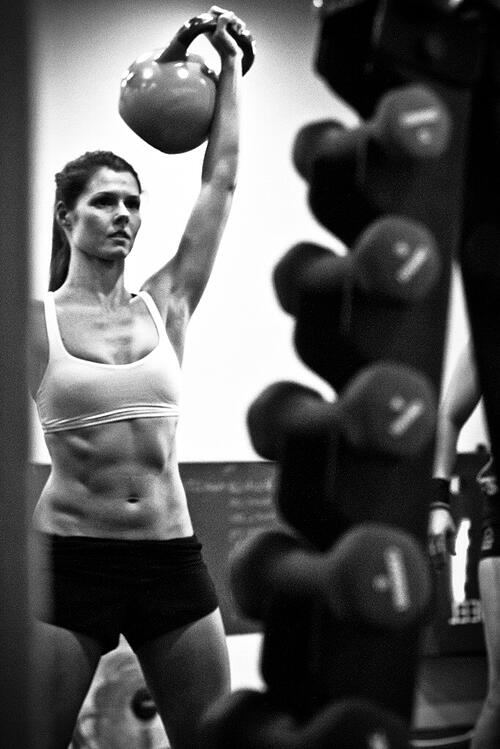 10 Mistakes Women Make in the Gym.