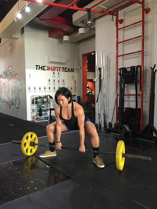 Movement of the Month: Sumo Deadlift.