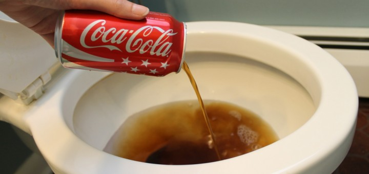 20 Practical Uses For Coke... NOT HEALTHY!