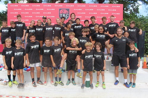 Our UFIT October Kids Camps round up!