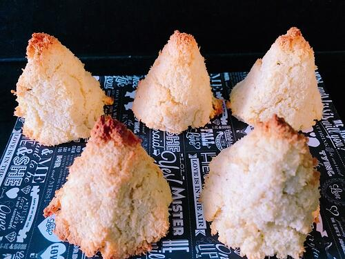 Coconut Cones | UFIT Kitchen