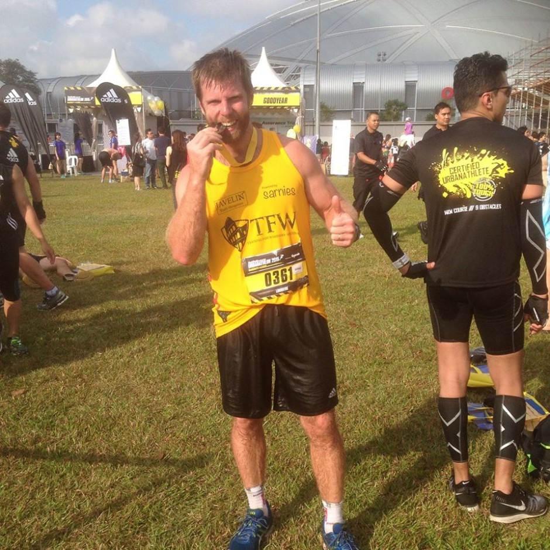 Bootcamp Coach Profile: Daniel Lundberg.