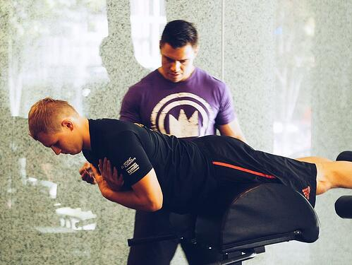 Catch up with one of Singapore's fittest men - CrossFit Tanjong Pagar's Head Coach Dylan Goddard
