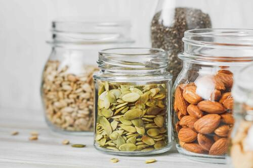 Healthy Eating Staples You Need In Your Pantry