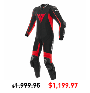 Misano D-air perforated suit